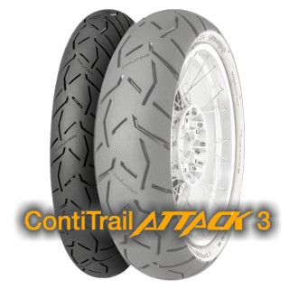 120/70 ZR19 (60W) TRAILATTACK 3 / CONTINENTAL