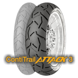 190/55 ZR17 (75W) TRAILATTACK 3 / CONTINENTAL