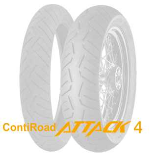 180/55 ZR17 (73W) ROAD ATTACK 4 / CONTINENTAL