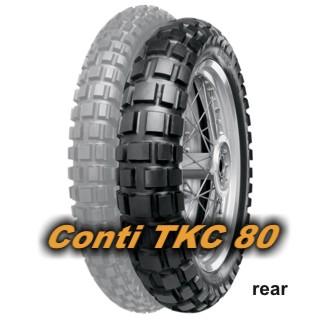 CONTINENTAL 4.10 -18 TT (66P) TKC 80