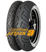 CONTINENTAL 180/55 ZR17 (73W) ROADATTACK 3