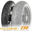 120/70 ZR17 (58W) ROADATTACK 2 EVO / CONTINENTAL