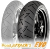 CONTINENTAL 160/60 ZR17 (69W) ROADATTACK 2 EVO