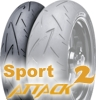 120/70 ZR17 (58W) SPORTATTACK 2 / CONTINENTAL