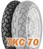 120/70 ZR17 (658W) TKC 70 / CONTINENTAL