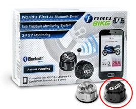 FoBo FOBO Bike Tire Pressure Monitoring System