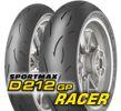 190/55 ZR17 (75W) D212 GP RACER E / DUNLOP