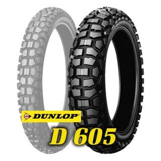 4.10 -18 (59P) D 605 / DUNLOP