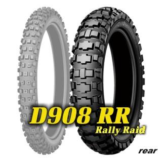 140/80 -18 TT (70R) D 908 RALLEY RAID / DUNLOP