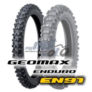 90/90 -21 (54R) GEOMAX ENDURO EN91 / DUNLOP