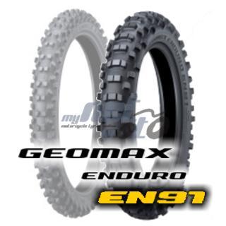 120/90 -18 (65R) GEOMAX ENDURO EN91 / DUNLOP