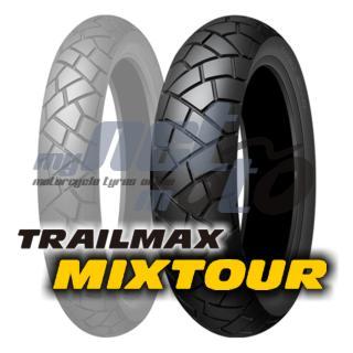 160/60 R15 (67H) TRAILMAX MIXTOUR / DUNLOP