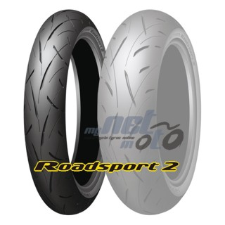 120/60 ZR17 (55W) ROADSPORT 2 / DUNLOP