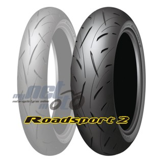 180/55 ZR17 (73W) ROADSPORT 2 / DUNLOP