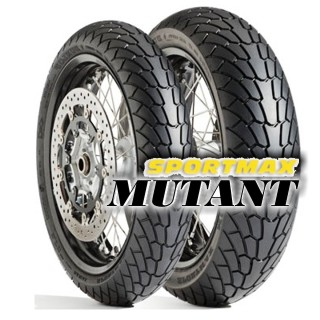 120/70 ZR17 (58W) SPORTMAX MUTANT / DUNLOP