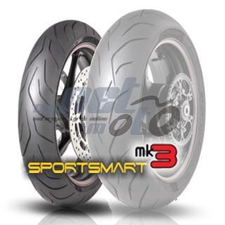120/70 ZR17 (58W) SPORTSMART III MK3 / DUNLOP