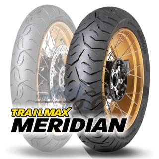 170/60 ZR17 (72W) TRAILMAX MERIDIAN / DUNLOP