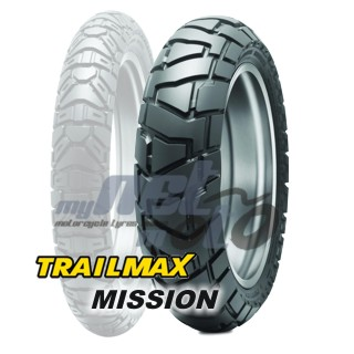170/60 B17 (72T) TRAILMAX MISSION / DUNLOP