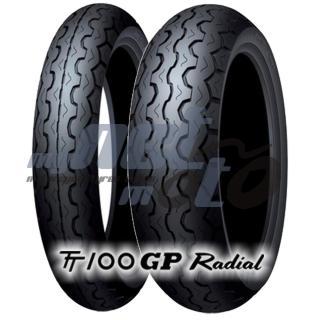 120/70 ZR17 (58W) TT 100 GP / DUNLOP