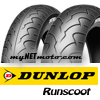 DUNLOP 207 RUN SCOOT