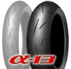 160/60 ZR17 (69W) Alpha-13 SP / DUNLOP