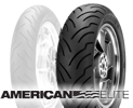 160/70 B17 (73V)  American Elite / DUNLOP