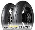 190/55 ZR17 (75W)  D211 GP RACER E / DUNLOP