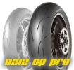 190/55 ZR17 D212 GP PRO Medium/Hard / DUNLOP