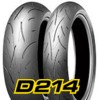 120/70 ZR17 (58W) SPORTMAX D 214 / DUNLOP