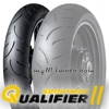120/60 ZR17 (55W) QUALIFIER II / DUNLOP