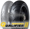 180/55 ZR17 (73W) QUALIFIER II / DUNLOP
