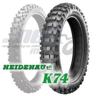 HEIDENAU 130/80 -17 (66S) K 74
