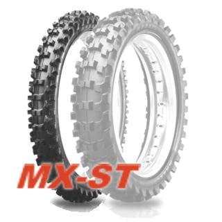 80/100 -21 TT (51M) MAXXCROSS MX-ST M-7332 / MAXXIS