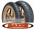 120/60 ZR17 (55W) SUPERMAXX M-6029 / MAXXIS
