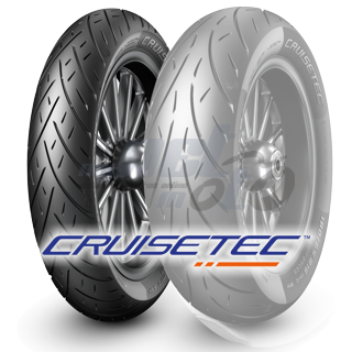 100/80 -17 (52H) CRUISETEC / METZELER