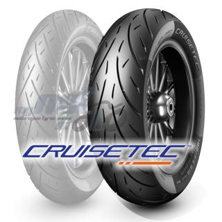 180/55 ZR18 (74W) CRUISETEC / METZELER