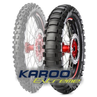 140/80 -18 (70R) MST KAROO EXTREME / METZELER
