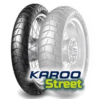 120/70 R17 (78V) KAROO STREET / METZELER