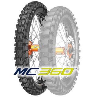 METZELER 90/90 -21 (51M) MC 360 HARD