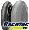 120/70 ZR17 (58W) RACETEC RR K2 / METZELER