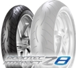 120/70 ZR17 (58W)  ROADTEC Z8 M / METZELER