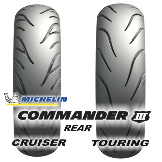 200/55 R17 (78V) COMMANDER III CRUISER / MICHELIN