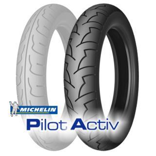 130/80 -17 (65H) PILOT ACTIV / MICHELIN
