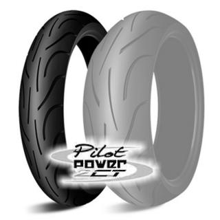 120/60 ZR17 (55W) P.POWER 2CT / MICHELIN
