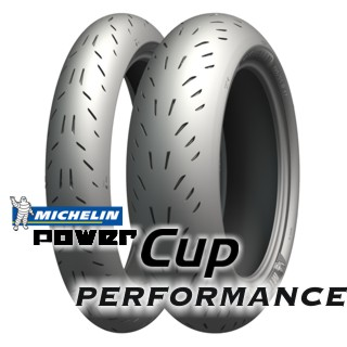 120/70 ZR17 (58V)  POWER CUP PERFORMANCE SOFT / MICHELIN