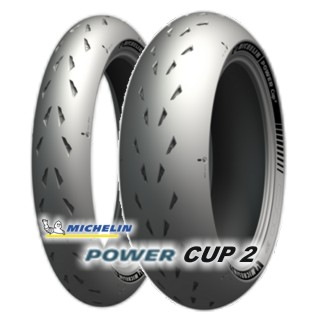 180/55 ZR17 (73W) POWER CUP 2 / MICHELIN