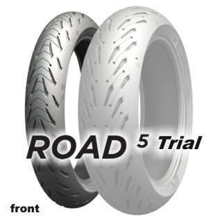 120/70 ZR19 (60W) ROAD 5 TRAIL / MICHELIN