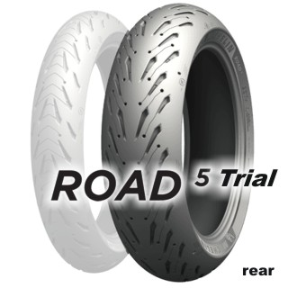 170/60 ZR17 (72W) ROAD 5 TRAIL / MICHELIN