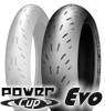 190/55 ZR17 (75W)  POWER CUP EVO / MICHELIN