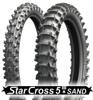 80/100 -21 TT (51M) STARCROSS 5 SAND / MICHELIN